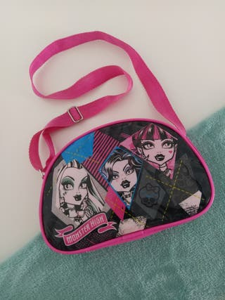 Bolso niña Monster High