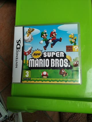 super Mario Bros Nintendo DS