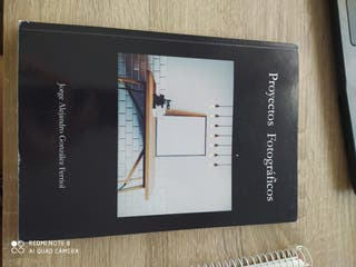 Libro Proyectos Fotográficos