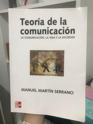 Teoría de la comunicación - Manuel Martín Serrano