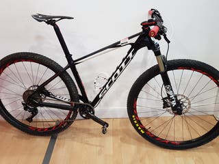 Bicicleta MTB Scott Scale 910 Finales 2016