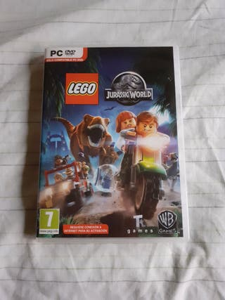 Lego Jurrasic World PC