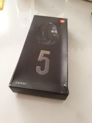 Xiaomi Mi band 5 (precintada)