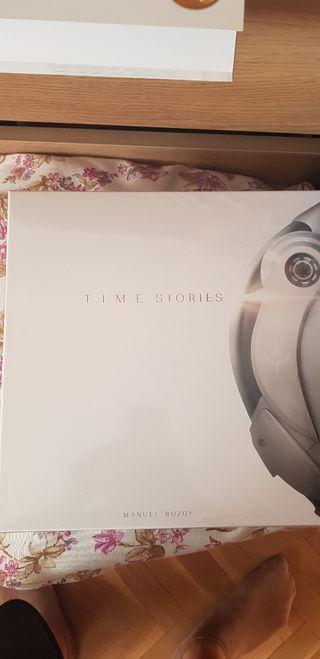 Juego de Mesa T.I.M.E Stories. (Juego Base)