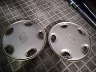 "Tapacubos Nissan micra k11 13"""