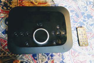 Altavoces Logitech S400i (CLOCK RADIO DOCK)