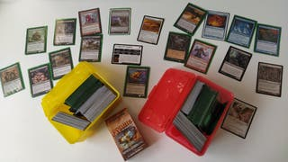Cartas Magic the Gathering (2001-2006)