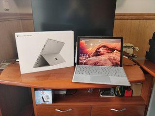 Surface Pro 6 i5 128gb 8GB de RAM Garantía 1 año