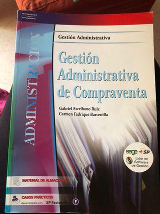 Libros del grado superior de administración