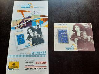 Música Española Sello Oficial 2006