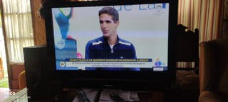 TV PANASONIC 42 PLASMA+BARRA SONIDO LG