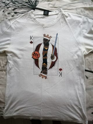 camiseta kx1 lebrón James King