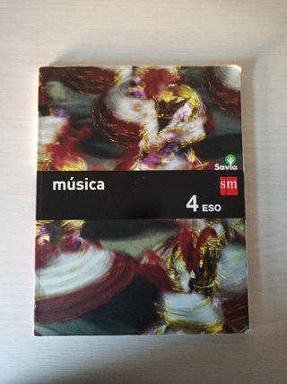 Libro música 4 ESO