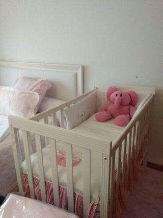 """cuna """"micuna"""" bebe"""