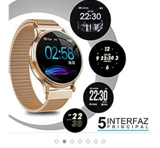 Reloj inteligente para mujer marca Naixues