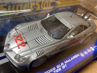 Coche para scalextric superslot