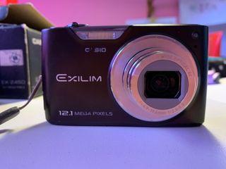 Cámara fotográfica Casio Exilim