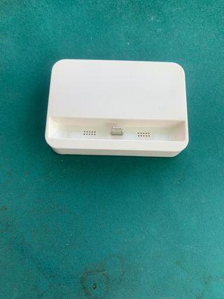 Base Cargadora Iphone