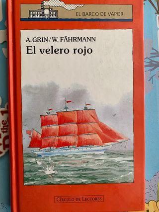 El velero rojo