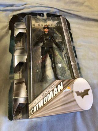 Muñeco Catwoman Batman Dark Knight Rises Mattel