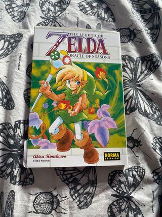 Cómic The legend of Zelda - Oracle of Seasons