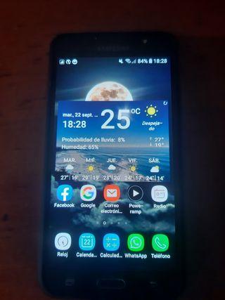 Samsung J7 6 negro