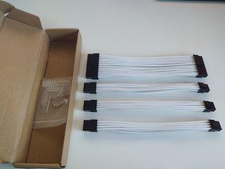 Cables Personalizados fuente alimentación