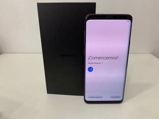 SAMSUNG GALAXY S9 PLUS LILA 64 GB