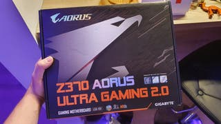 placa base Aorus z370 ultra gaming 2.0