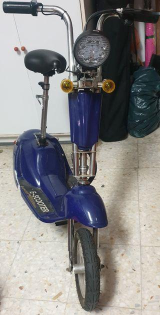 Patinete electrico E-scooter 250W 24V