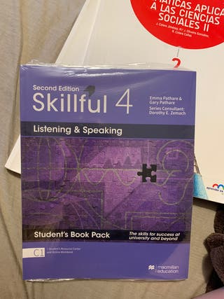 Libro de Inglés nivel C1