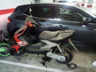moto piezas