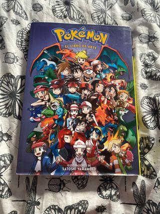 Pokémon - El libro de arte