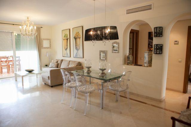 Precioso apartamento en la playa de Costalita (Bel-Air, Málaga)