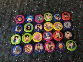 Dragon Ball Chaps 26 Precintadas y 24 Abiertas