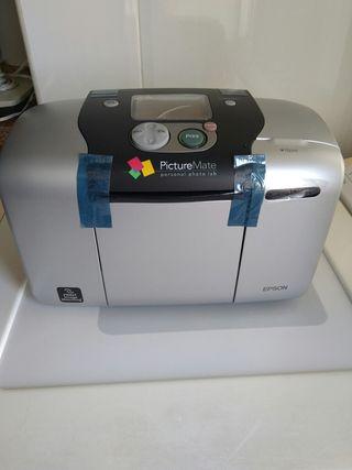 Impresión fotográfica portátil