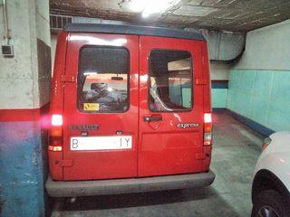 Renault Express 1400 combi 5 plazas gasolina