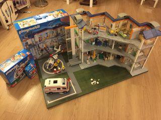 Playmobil hospital 4404 4222 4225 3925