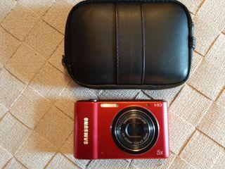 cámara foto digital Samsung usb