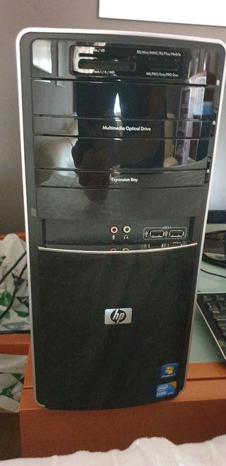 Ordenador HP pavilion sobremesa