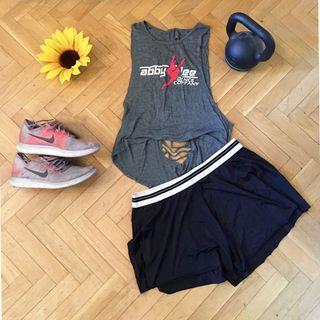 Conjunto deportivo camiseta + short NUEVO
