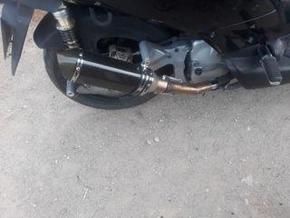 para X max 125cc