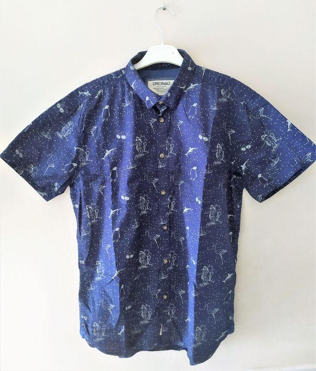 Camisa Hombre Jack & Jones