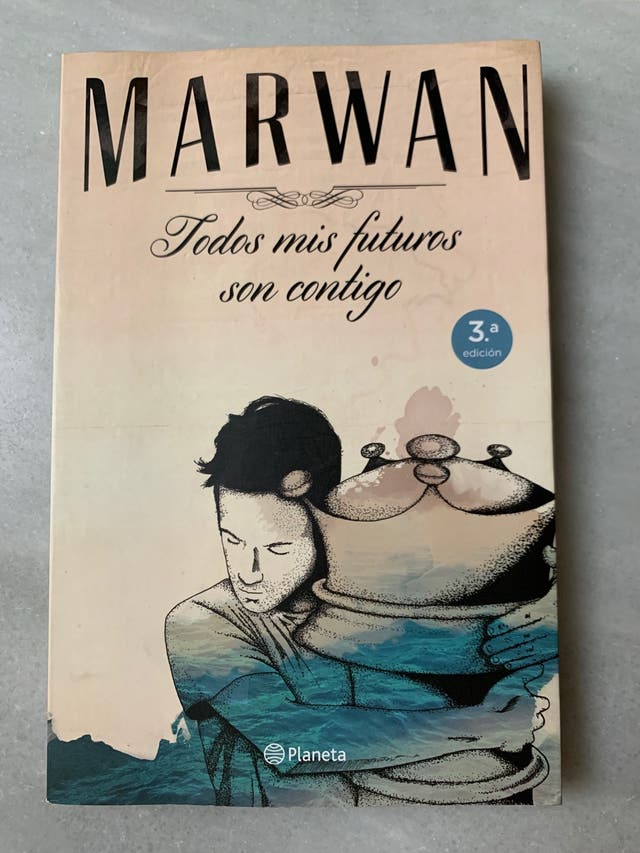 MARWAN Todos mis futuros son contigo