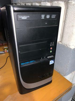 Ordenador Acer Windows 10