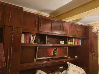 habitación armarios y 2 camas
