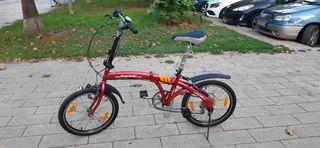 Bicicleta Plegable BicyclesForU