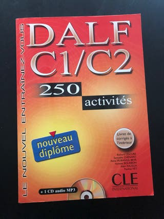 Dalf C1/C2 editorial CLE internacional
