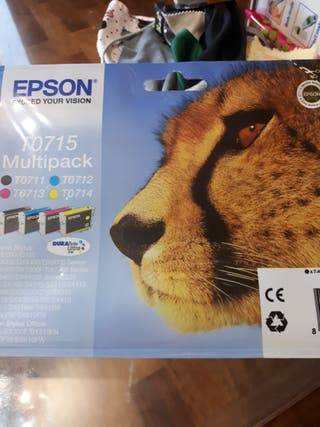 Cartucho multipack Epson TO715