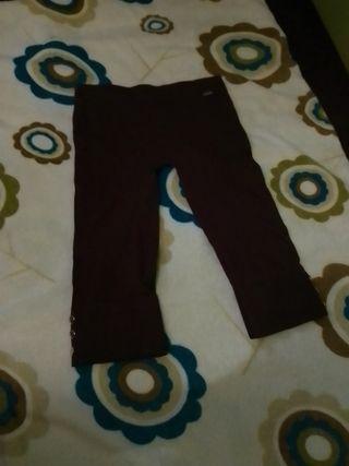 Mallas marrón
